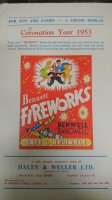 1953 wh smith trade diary extracts | Fireworks Forum
