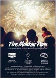 Fire Monkey Pyro